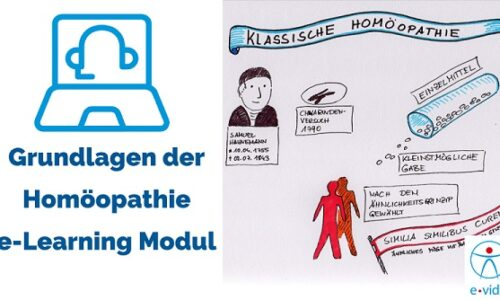 Grundlagen der Homöopathie Gratis e-Learning Modul
